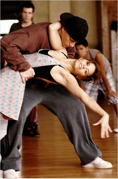 "Channing Tatum dans ""Sexy Dance"""