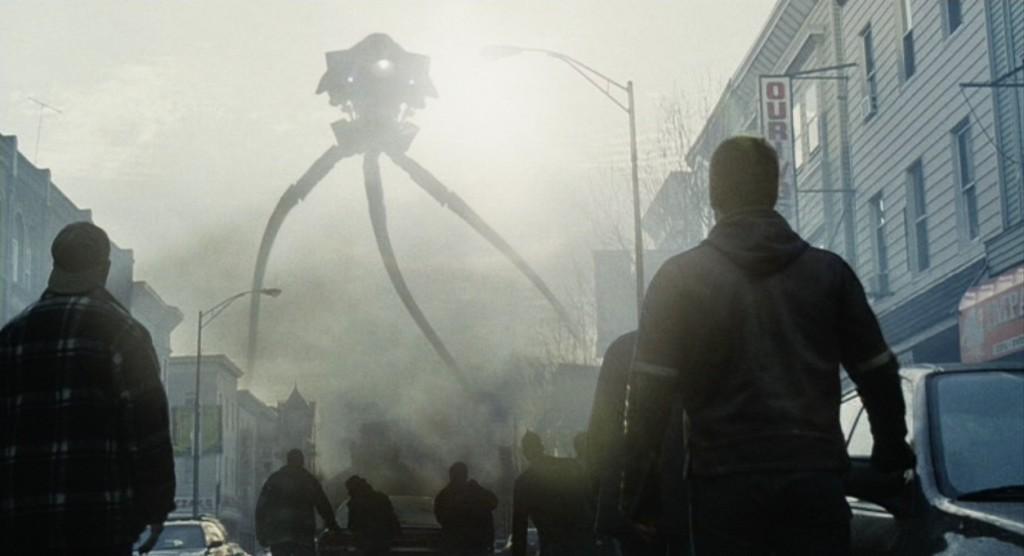 Guerre des Mondes Spielberg