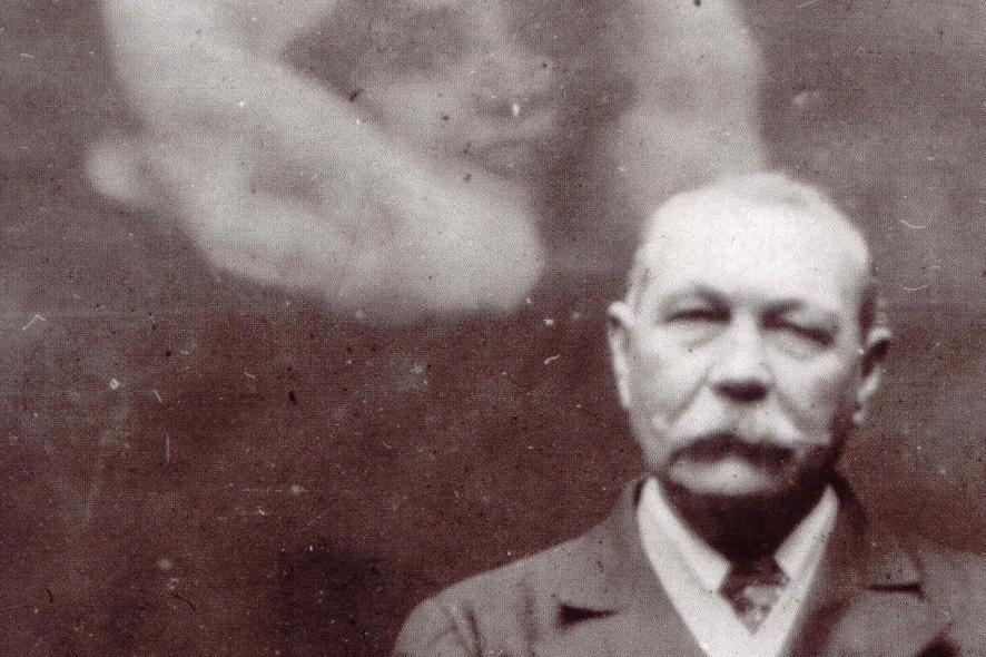 Sir Arthur Conan Doyle spirit