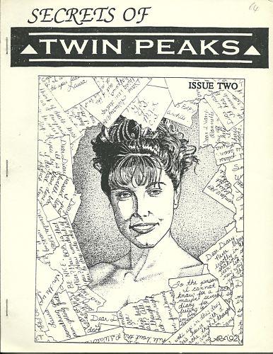"""L'un des numéros de """"Secrets of Twin Peaks"""""""
