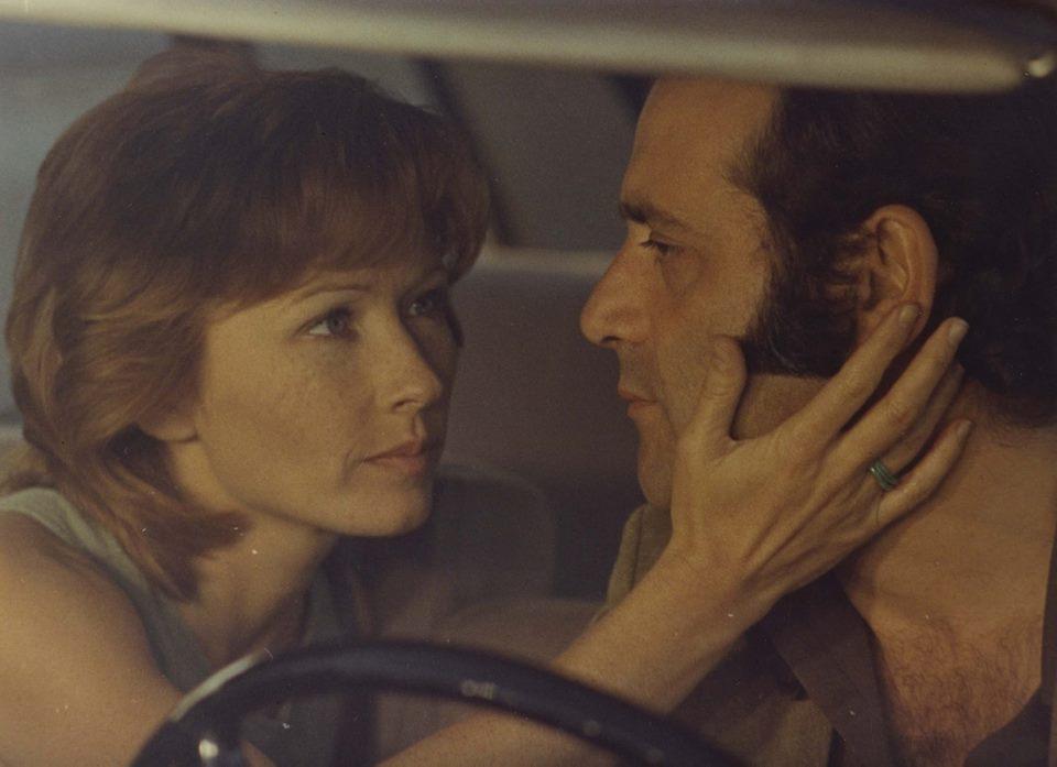 """Marlène Jobert et Jean Yanne dans """"Nous ne vieillirons pas ensemble"""""""