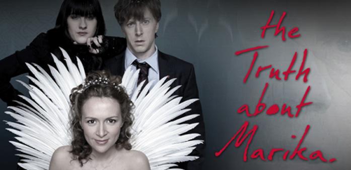 L'affiche promotionnelle de la série