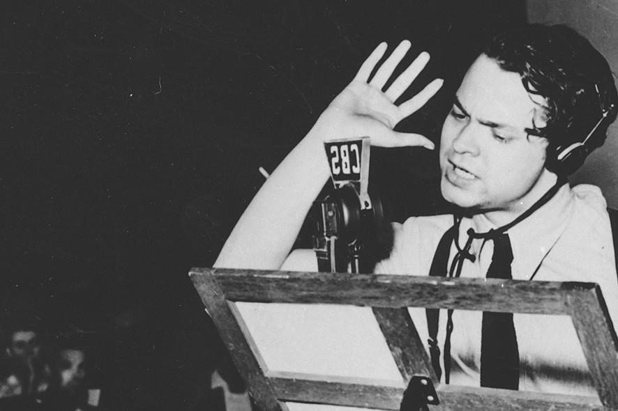 Orson Welles Guerre des Mondes metafictions