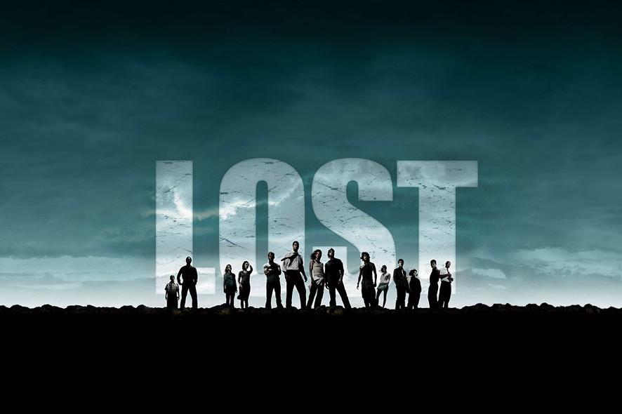 Lost couverture